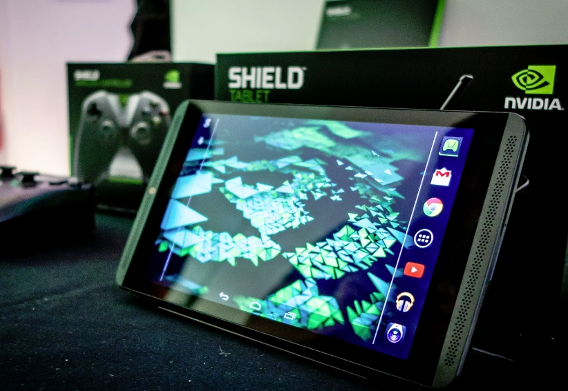 Nvidia Tablet Shield