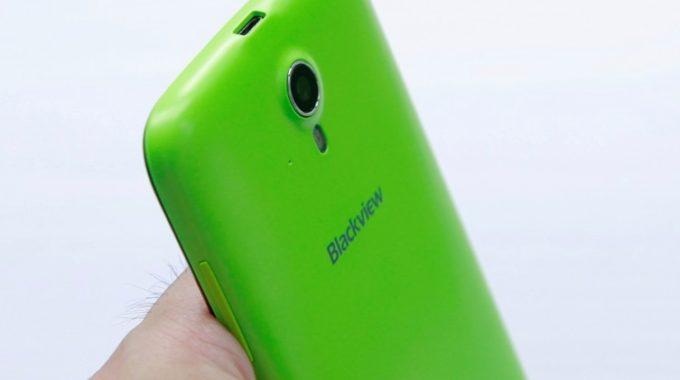 Обзор Blackview Zeta: яркий бюджетный смартфон