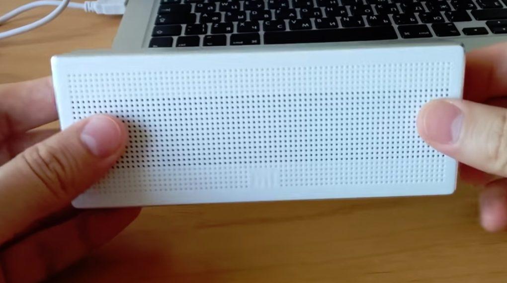 Обзор Xiaomi NDZ-03-GB: беспроводная колонка в алюминии