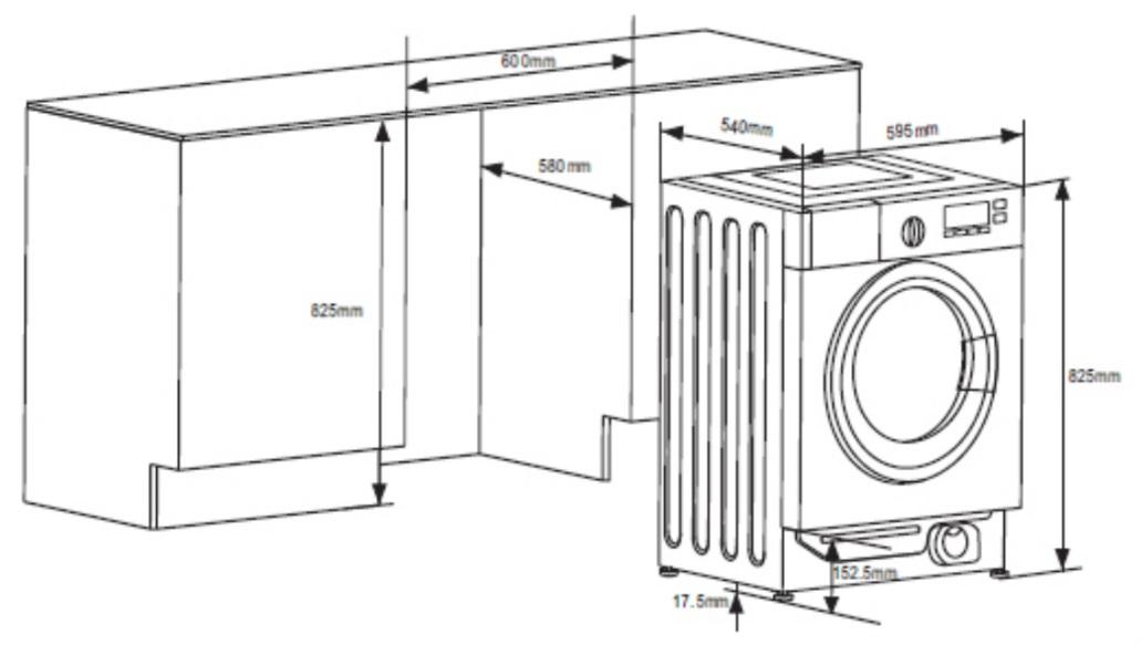 Размер и стоимость выбираемой стиральной