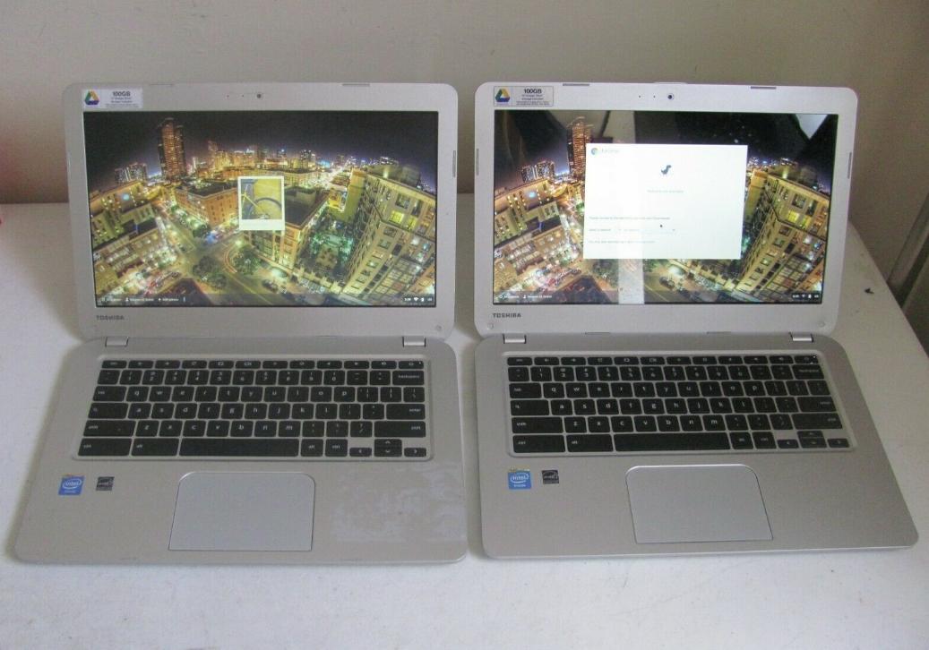 Toshiba CB35-A3120 Chromebook 2