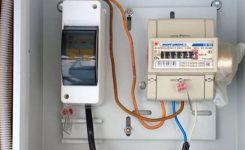 Как установить счетчик электроэнергии однофазный