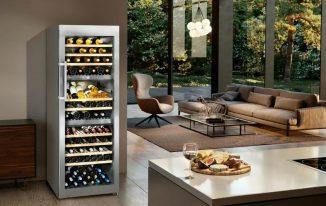 Для чего нужен винный холодильник