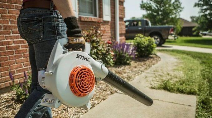 Воздуходувки бренда STIHL (Штиль) – качество, проверенное годами!