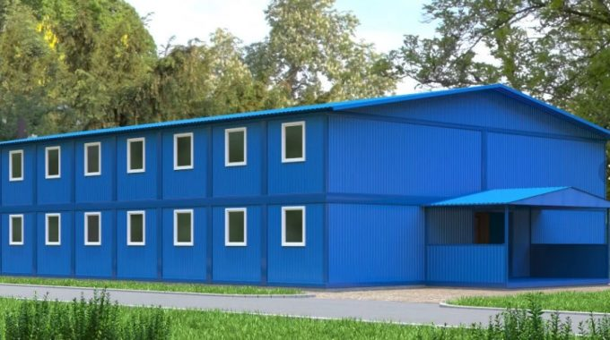 Модульные здания: преимущества и сфера применения