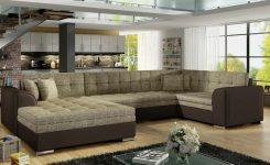 Почему стоит выбрать П-образные диваны