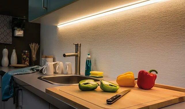 Какие светодиодные светильники выбрать для кухни