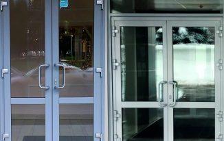 Почему стоит выбрать теплые алюминиевые двери