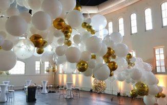 Почему воздушные шары для мероприятия отличное решение?